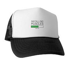 Installing muscles Trucker Hat