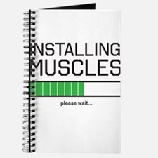 Installing muscles Journal