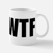 Hashtag WTF #WTF Mug