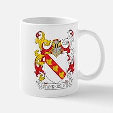 Tankersley Family Crest Mugs
