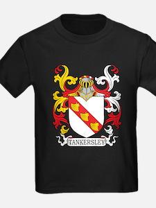 Tankersley Family Crest T-Shirt