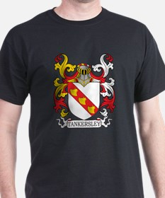Tankersley Family Crest T-Shirt