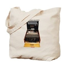 The Enigma machine Tote Bag