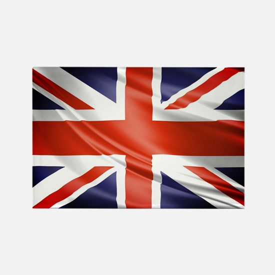 Artistic Union Jack Magnets