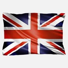 Artistic Union Jack Pillow Case