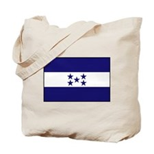 Flag of Honduras 1 Tote Bag