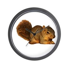 Squirrell Wall Clock
