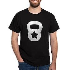 Kettlebell star T-Shirt