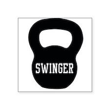 Kettlebell swinger Sticker