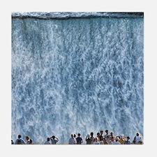 Niagra Falls Tile Coaster
