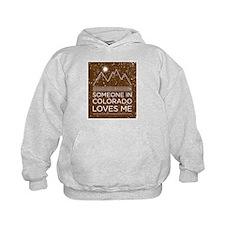 Funny Colorado boulder Hoodie