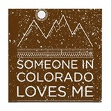 Colorado Drink Coasters