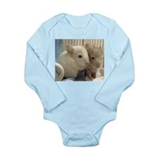 Chinchilla Babies Body Suit