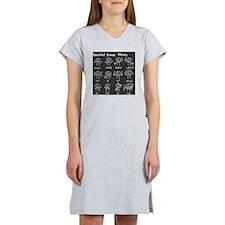 Cute Maths Women's Nightshirt