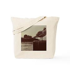 Cute Bayside Tote Bag