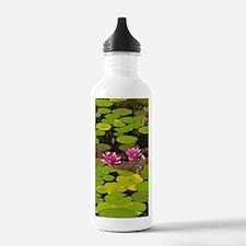 Floral botanical Water Bottle