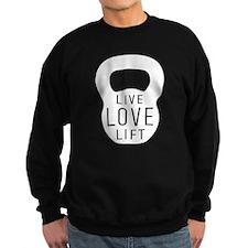 Live love lift Sweatshirt