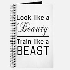 Look beauty train beast Journal