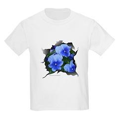 VIOLET PANSIES T-Shirt
