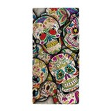 Day of the dead Beach Towels