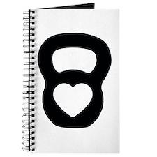 Love kettlebell Journal