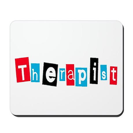 Therapist Mousepad