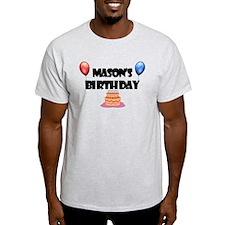 Mason's Birthday T-Shirt