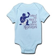 NIGHTMARE Infant Bodysuit