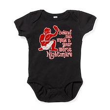 NIGHTMARE Baby Bodysuit