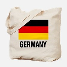 Cute German flag Tote Bag