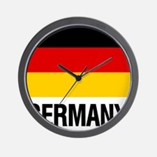 Cute German Wall Clock