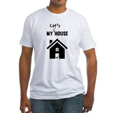 My cats house T-Shirt