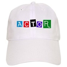 Actor Baseball Cap