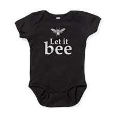 Let it bee Baby Bodysuit
