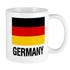 I Heart Germany Mugs