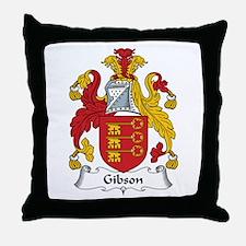 Gibson Throw Pillow