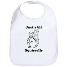 Just a bit squirrelly Bib