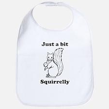 Just a bit squirrelly Bib