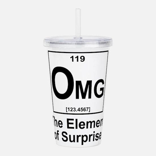 Element Omg Acrylic Double-wall Tumbler