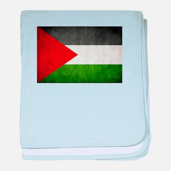Cool Free palestine baby blanket