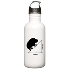 Hippotenuse Water Bottle
