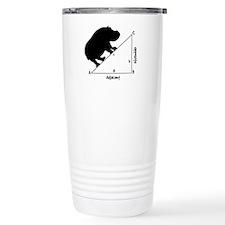Hippotenuse Travel Mug