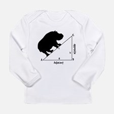 Hippotenuse Long Sleeve T-Shirt
