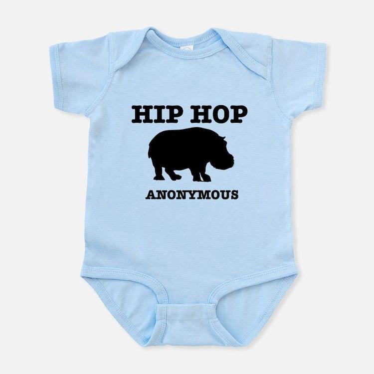 Hip hop anonymous Body Suit