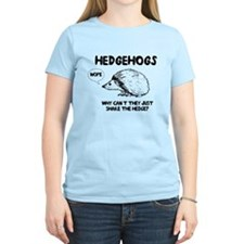 Hedgehogs hedge no T-Shirt