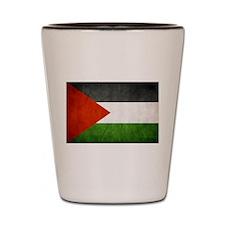 Unique Israelite Shot Glass