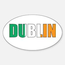 Dublin Decal