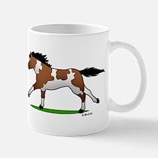 Indian Horse Mugs