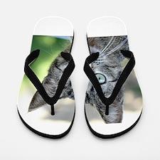 Unique Furry Flip Flops