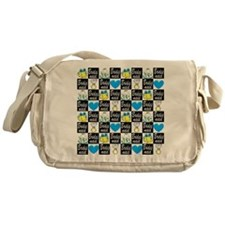 BRIDESMAID LUV Messenger Bag